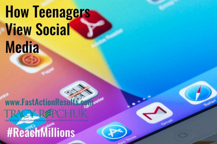 How Teenagers View Social Media
