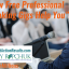 How Free Professional Speaking Gigs Help You