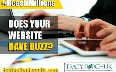 Does your website have buzz?