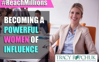 Becoming a Powerful Women of Influence