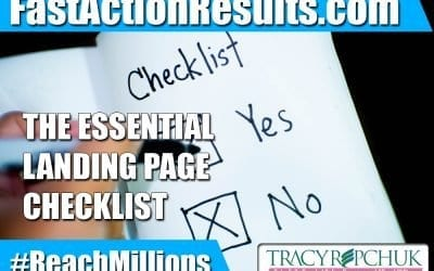 The Essential Landing Page Checklist